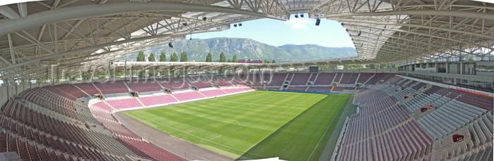 switz161: Switzerland / Suisse / Schweiz / Svizzera - Geneva / Genève / Genf / Ginevra / GVA: city stadium, home to Servette FC / stade de Geneve - commune de Lancy - quartier de La Praille - photo by C.Roux - (c) Travel-Images.com - Stock Photography agency - Image Bank
