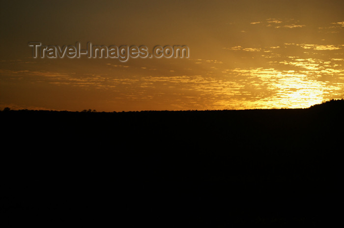 tanzania107: Tanzania - Sunset over Lake Manyara National Park - photo by A.Ferrari - (c) Travel-Images.com - Stock Photography agency - Image Bank