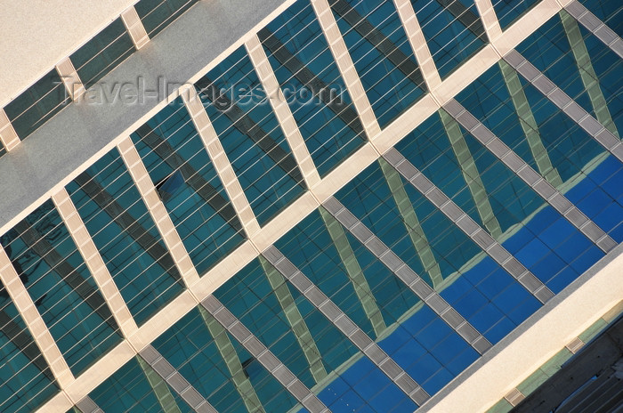 tanzania190: Dar es Salaam, Tanzania: PPF Tower - MDS Architects - corner of Garden Avenue and Ohio Street - photo by M.Torres - (c) Travel-Images.com - Stock Photography agency - Image Bank