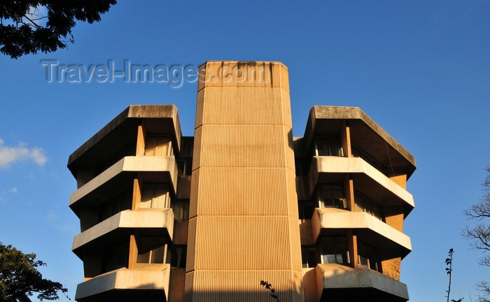tanzania192: Dar es Salaam, Tanzania: ATC House - corner of Ohio Street and Garden Avenue - photo by M.Torres - (c) Travel-Images.com - Stock Photography agency - Image Bank