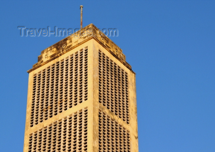 tanzania193: Dar es Salaam, Tanzania: architecture on Samora Avenue - former Empress Cinema - photo by M.Torres - (c) Travel-Images.com - Stock Photography agency - Image Bank