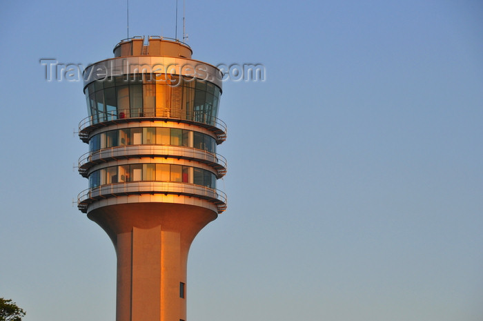 tanzania204: Dar es Salaam, Tanzania: maritime control tower - Kivukoni road - photo by M.Torres - (c) Travel-Images.com - Stock Photography agency - Image Bank