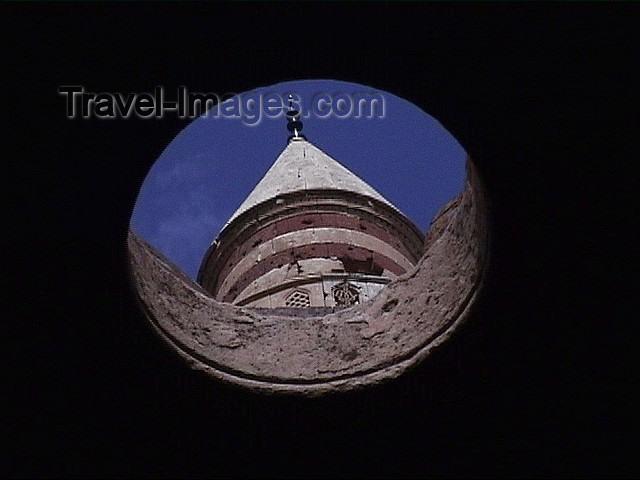 turkey17: Turkey - Dogubeyazit, Agri province, Eastern Anatolia region: Ishak Pasha Kale - architecture - photo by A.Slobodianik - (c) Travel-Images.com - Stock Photography agency - Image Bank