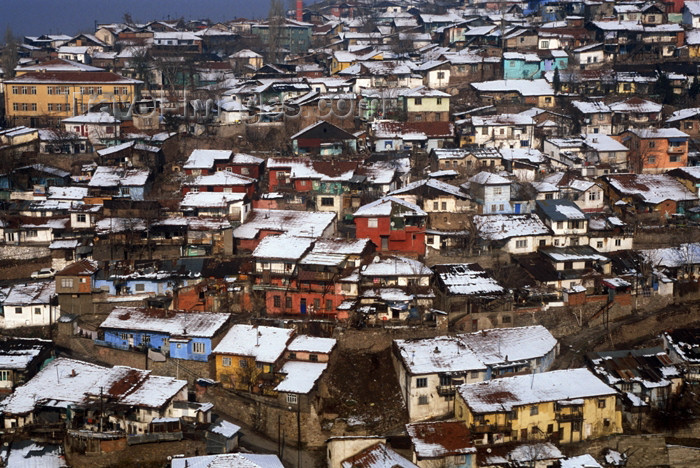 turkey254: Turkey - Ankara: residential area - photo by J.Wreford - (c) Travel-Images.com - Stock Photography agency - Image Bank