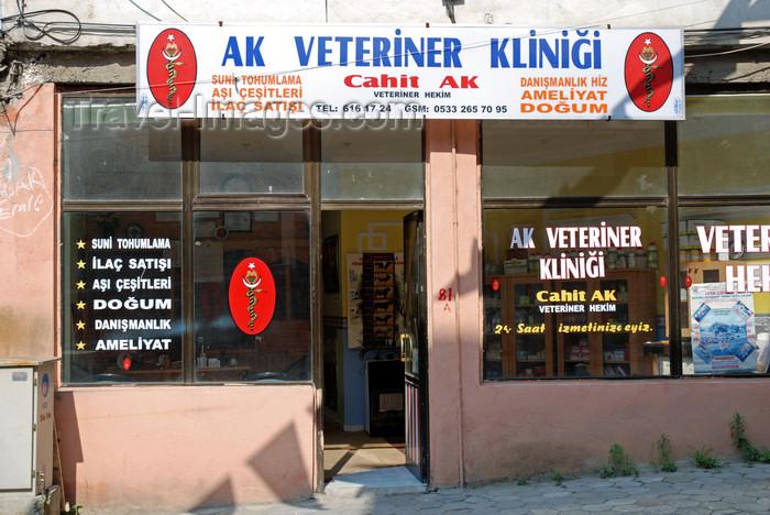 turkey518: Trabzon province, Black Sea region, Turkey: veterinarian clinic - photo by W.Allgöwer - (c) Travel-Images.com - Stock Photography agency - Image Bank