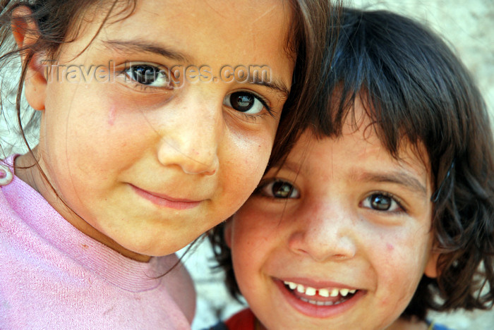 turkey556: Urfa / Edessa / Sanliurfa, Southeastern Anatolia, Turkey: young girls - photo by W.Allgöwer - (c) Travel-Images.com - Stock Photography agency - Image Bank