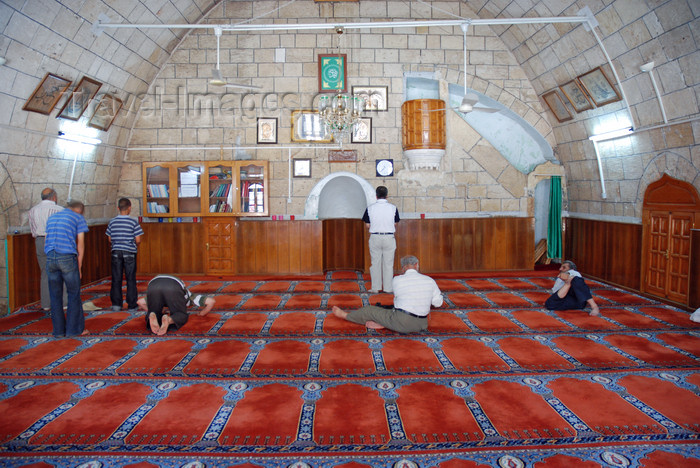 turkey564: Urfa / Edessa / Sanliurfa, Southeastern Anatolia, Turkey: birthplace of the prophet Abraham / Ibrahim - cave south of the city - photo by W.Allgöwer - (c) Travel-Images.com - Stock Photography agency - Image Bank