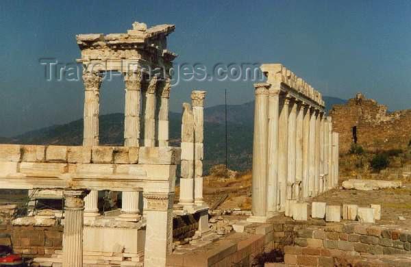 turkey6: Turkey - Efes / Ephesus : Anatolian memory of Rome and Greece - photo by M.Torres - (c) Travel-Images.com - Stock Photography agency - Image Bank