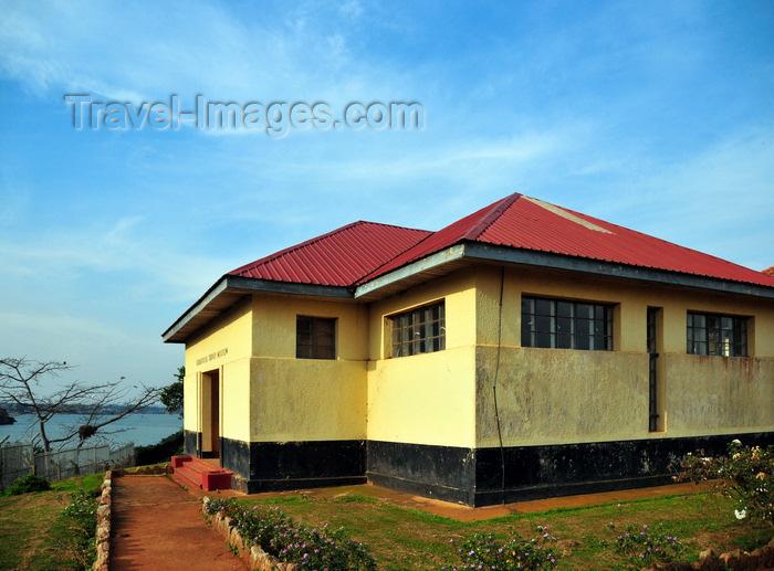 uganda160: Entebbe, Wakiso District, Uganda: Geological Survey Museum - Johnston Road - photo by M.Torres - (c) Travel-Images.com - Stock Photography agency - Image Bank