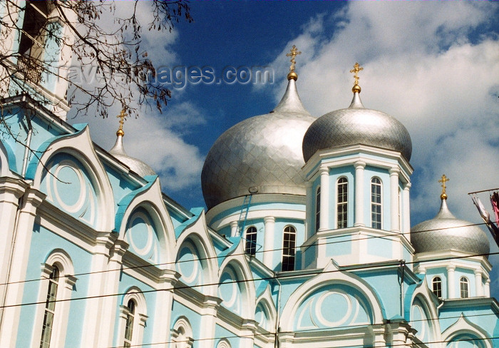 ukra33: Ukraine - Odessa: Cathedral of the Assumption (photo by G.Frysinger) - (c) Travel-Images.com - Stock Photography agency - Image Bank
