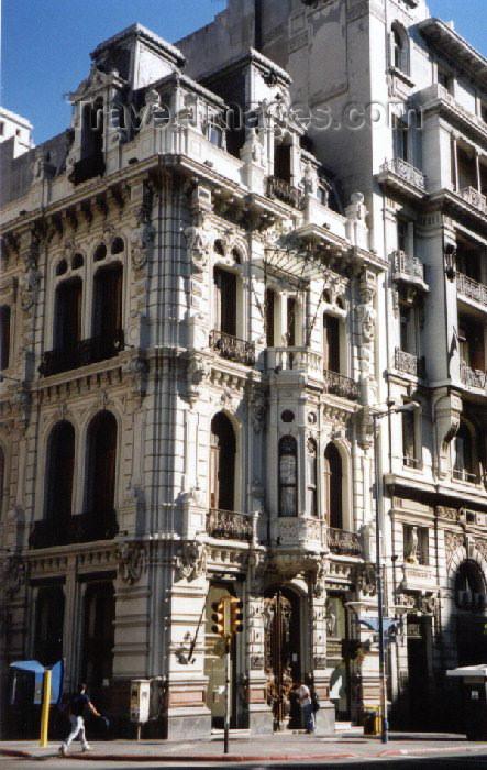 uruguay8: Uruguay - Montevideo: corner (photo by M.Torres) - (c) Travel-Images.com - Stock Photography agency - Image Bank