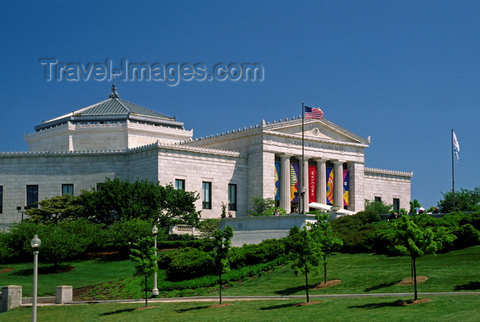usa1080: Chicago, Illinois, USA: John G Shedd Aquarium - designed by architectural firm Graham, Anderson, Probst and White - Beaux Arts style - Doric columns - photo by C.Lovell - (c) Travel-Images.com - Stock Photography agency - Image Bank