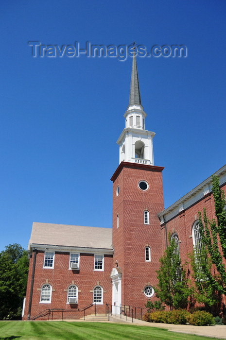 usa1738: Boise, Idaho, USA: First Baptist Church - 607 N 13th Street, North End - photo by M.Torres - (c) Travel-Images.com - Stock Photography agency - Image Bank