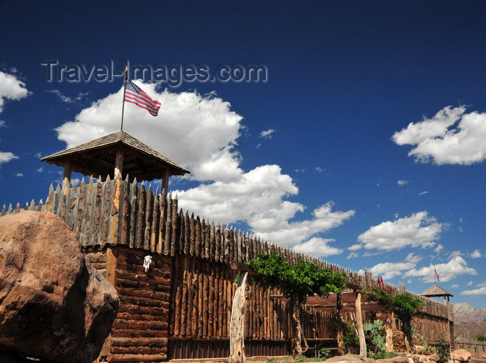 Virgin washington county utah usa fort zion trading for Old wooden forts