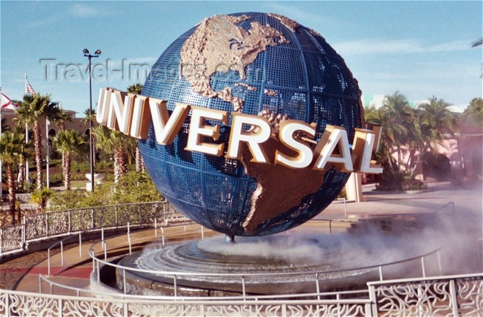 usa244: Orlando (Florida): Universal Studios (photo by David Flaherty) - (c) Travel-Images.com - Stock Photography agency - Image Bank