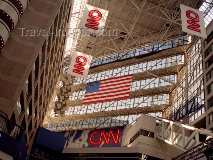 usa248: Atlanta (Georgia): in the CNN Center - photo by M.Bergsma - (c) Travel-Images.com - Stock Photography agency - Image Bank