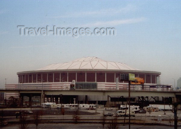 usa29: Atlanta, Georgia, USA: Georgia Dome - photo by M.Torres - (c) Travel-Images.com - Stock Photography agency - Image Bank