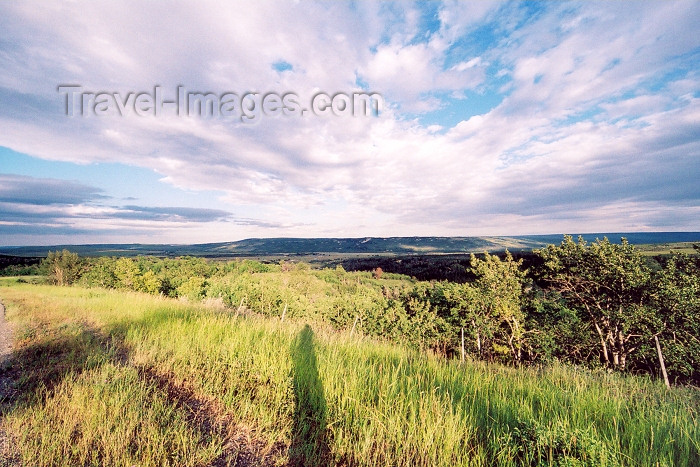usa322: Babb, Montana, USA: horizon - photo by M.Torres - (c) Travel-Images.com - Stock Photography agency - Image Bank