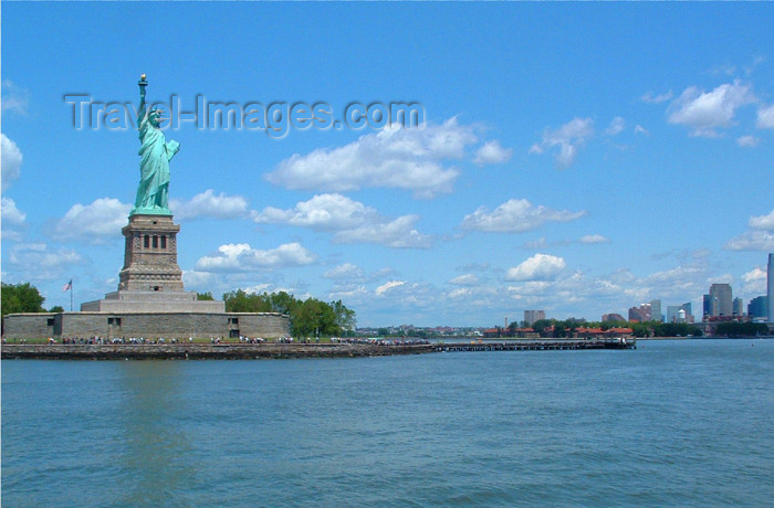 usa393: New York, USA: Statue of Liberty - UNESCO world heritage site - National Monument - photo by Llonaid - (c) Travel-Images.com - Stock Photography agency - Image Bank