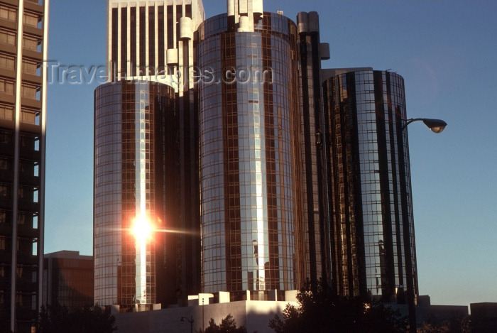 usa491: Los Angeles (California): Westin Bonaventure Hotel and Suites - Photo by G.Friedman - (c) Travel-Images.com - Stock Photography agency - Image Bank