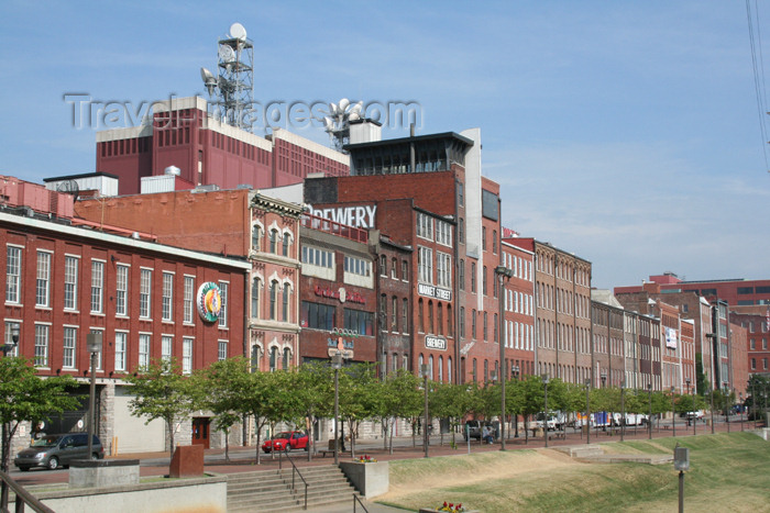 usa751: Nashville - Tennessee, USA: 1st avenue - photo by M.Schwartz - (c) Travel-Images.com - Stock Photography agency - Image Bank
