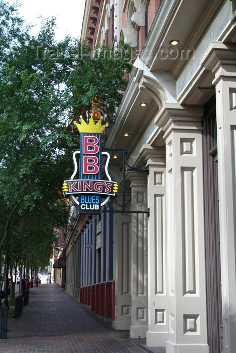 usa753: Nashville (Tennesse): BB King's Blues Club - photo by M.Schwartz - (c) Travel-Images.com - Stock Photography agency - Image Bank