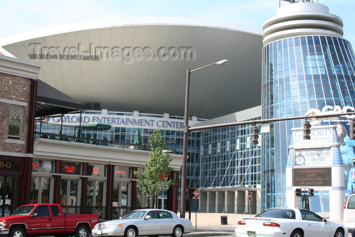 usa758: Nashville - Tennessee, USA: Gaylord entertainment center - photo by M.Schwartz - (c) Travel-Images.com - Stock Photography agency - Image Bank