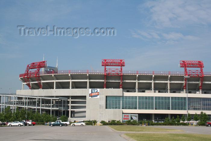 usa763: Nashville - Tennessee, USA: Titans stadium - photo by M.Schwartz - (c) Travel-Images.com - Stock Photography agency - Image Bank