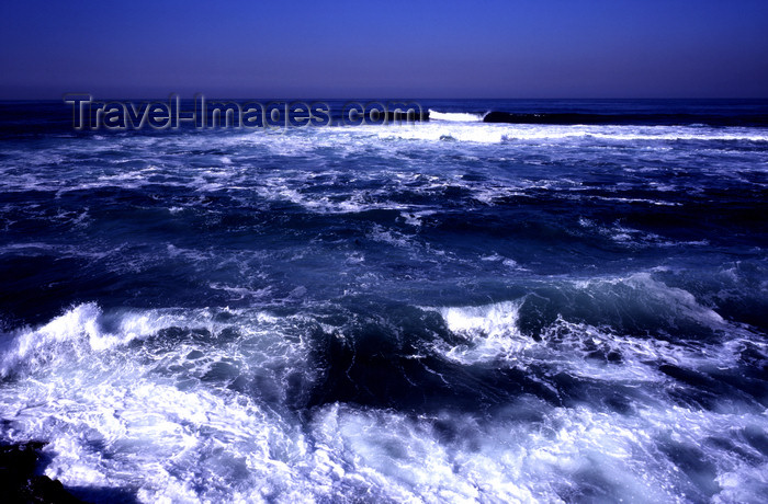 usa840: La Jolla (California): Pacific Ocean shore - photo by J.Fekete - (c) Travel-Images.com - Stock Photography agency - Image Bank