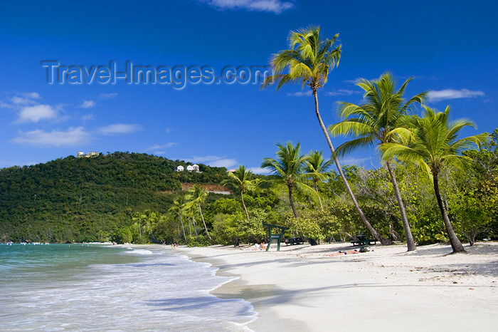 virgin-us43: US Virgin Islands - St. Thomas - Magens Bay: perfect Caribbean beach (photo by David Smith) - (c) Travel-Images.com - Stock Photography agency - Image Bank