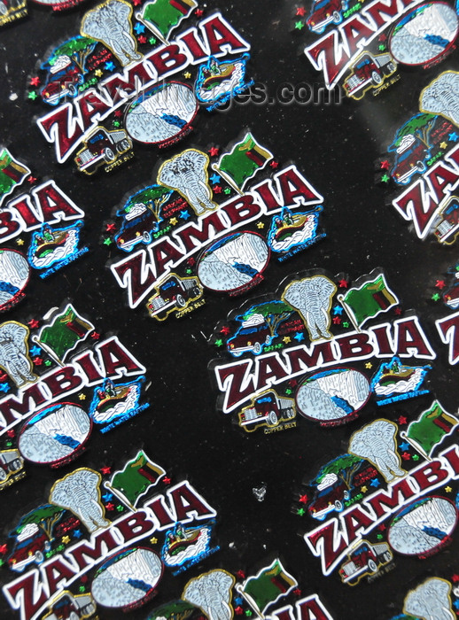 zambia49: Lusaka, Zambia: Zambia magnets wait for a fridge door - photo by M.Torres - (c) Travel-Images.com - Stock Photography agency - Image Bank