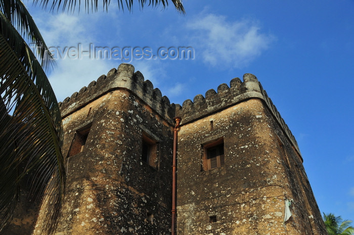 zanzibar10: Stone Town / Mji Mkongwe, Zanzibar, Tanzania: Old fort - Arab fort - Ngome Kongwe - UNESCO World Heritage Site - photo by M.Torres - (c) Travel-Images.com - Stock Photography agency - Image Bank