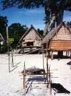 Papua New Guinea - Woodlark island / Muyua - Trobriand Islands: village II (photo by G.Frysinger)