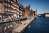 Gdansk / Danzig (Pomorskie / Pomerania): old harbour - photo by G.Frysinger
