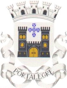 City of Portalegre - civic arms