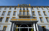 Portugal - Curia (Anadia): Grande Hotel da Curia - lodging - accomodation - photo by M.Durruti