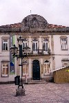 Portugal - Portugal - Vila Verde: Town Hall - Câmara Municipal - CMVV - photo by M.Durruti