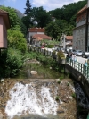 Portugal - Caldas do Gerês (concelho de Terras de Bouro): junto ao rio / by the river (photo by R.Wallace)