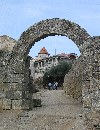 Idanha-a-Velha: Roman arch / arco romano (photo by Angel Hernandez)