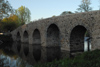 Portugal - Sertã: Roman bridge - ponte romana - photo by M.Durruti