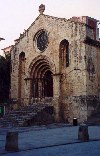 Portugal - Coimbra: Saint James church / Coimbra: Igreja de São Tiago - photo by M.Durruti
