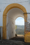 Portugal - Alentejo - �vora-Monte: passage - view towards Serra de Ossa - photo by M.Durruti