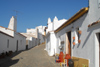 Portugal - Alentejo - �voramonte: whitewashed fa�ades / casas caiadas - photo by M.Durruti