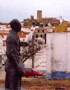 Portugal - Alentejo - Arraiolos: the painter and his town - Dordio Gomes / Arraiolos: o pintor e a sua terra  - photo by M.Durruti