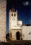 Portugal - Alentejo - Estremoz: leaning tower / Estremoz: torre inclinada - photo by M.Durruti