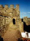 Portugal - Alentejo - Alandroal: on the ramparts - castle / Alandroal: nas muralhas do castelo - ameias - photo by M.Durruti