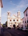 Portugal - Alentejo - Évora: Largo Sr da Pobreza - photo by M.Durruti