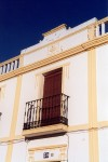 T�liga: varanda do Consist�rio / balcony of the Casa Consistorial - photo by M.Durruti