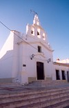 S�o Jorge de Alor / San Jorge de Alor: nos degraus da Igreja de S�o Jorge /  in the church's steps - St George's - photo by M.Durruti