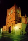Oliven�a / Olivenza: Igreja de Santa Madalena / St. Madalena church - photo by M.Durruti